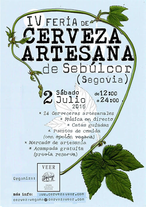 Feria Cerveza Artesanal Sebúlcor